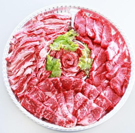 肉の市場カタオカ 新鮮市場店|国産牛セット
