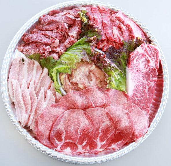 肉の市場カタオカ 新鮮市場店 極セット