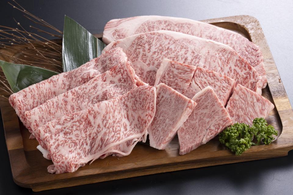 最上等級のA5ランク 鳥取県産黒毛和牛 ロース食べつくしセット(総量800g)