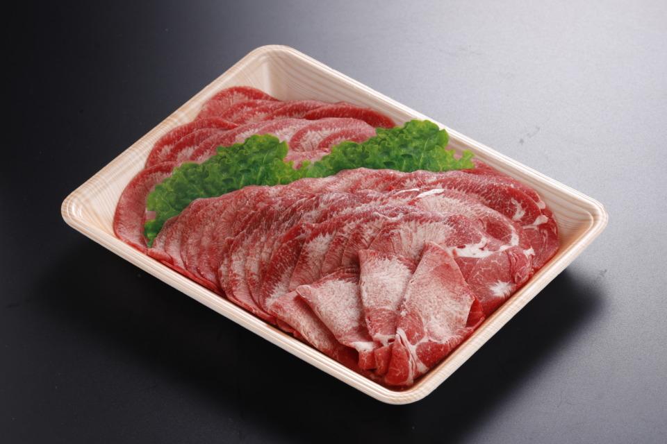 牛タンで贅沢しゃぶしゃぶ 牛タンしゃぶしゃぶ用(アメリカ産)